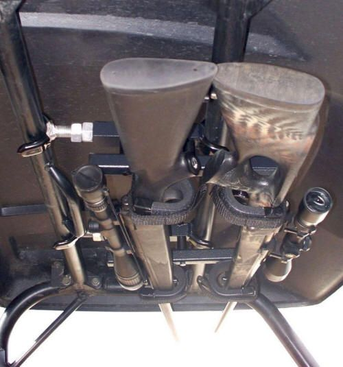 UTV Accessories - Hunting Accessories Gun and Bow Racks and Bags