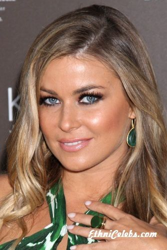 Carmen Electra - English, German, Irish, distant Dutch