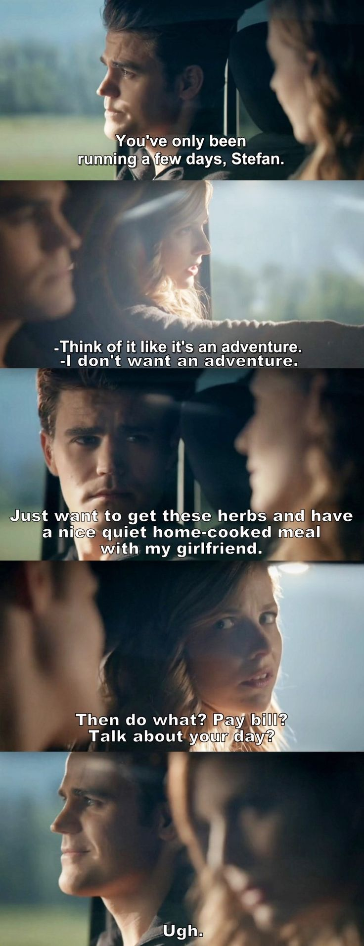 Salvatore on the vampire diaries he was pictures to pin on pinterest - The Vampire Diaries Tvd 7x15 Stefan And Valerie