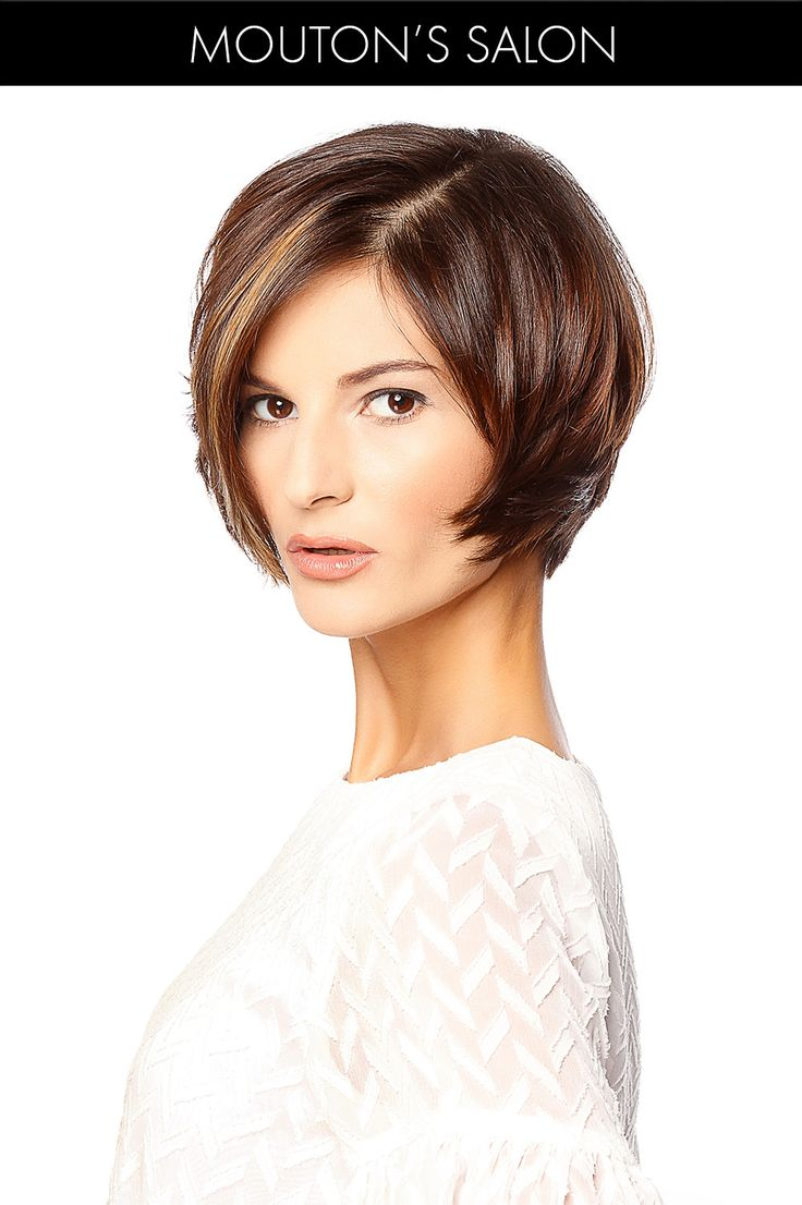 Sexy Tapered Bob Hairstyle For Spring Spring Into Spring