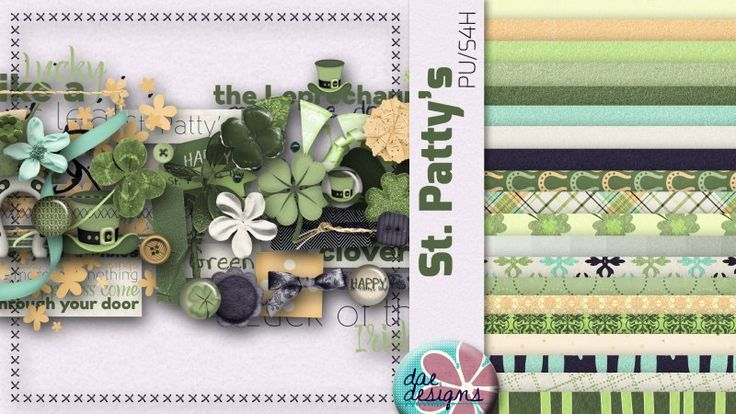 St. Patty's by Dae Designs