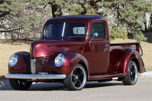 1940 Ford Pickup Picture 3 Vintagepickup With Images Ford