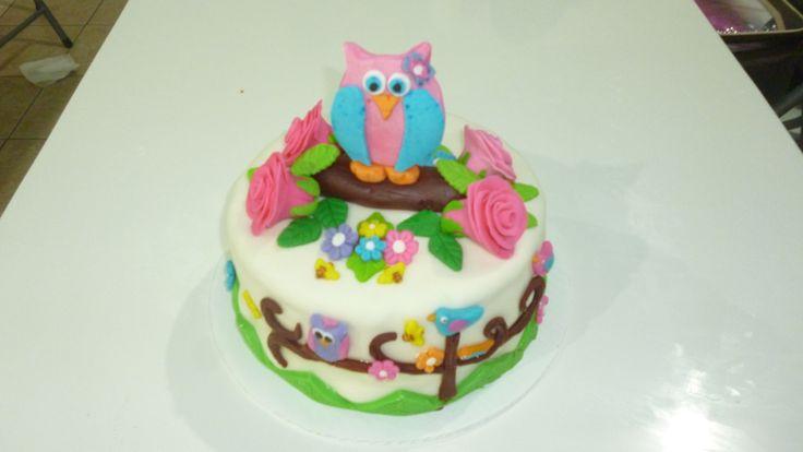 BUHO CAKE