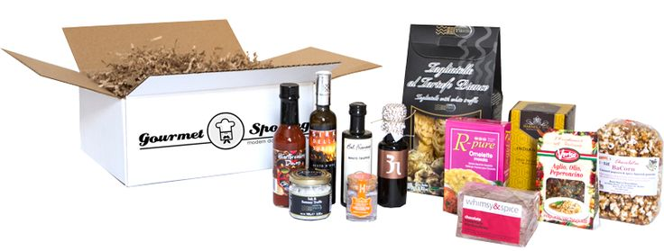 Subscription Gourmet Food, Delivered Monthly | Gourmet Spotting