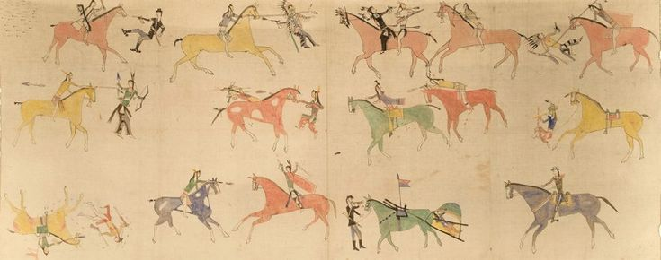 Great Plains Ledger Drawings : Best images about drawings on pinterest american