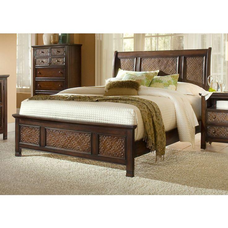 Fresh Henry Sleigh Bed