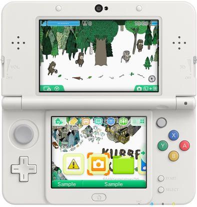 テーマ KUBBE(キュッパ)のテーマ|ニンテンドー3DS|Nintendo