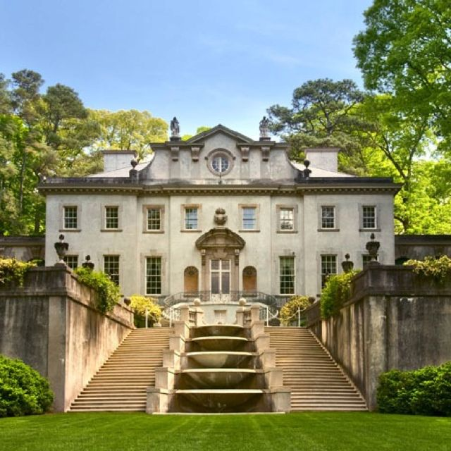 149 Best Swan House Images On Pinterest Swans Atlanta And Georgia