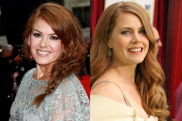 2. Amy Adams And Isla Fisher