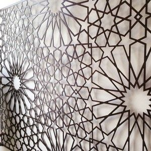 #mashrabiya #fretcut #southafrica #capetown #interiors #fence #artwork #decoration #wallcladding #architecture #woodenfinish #aluminium #lasercut #dubai #abudhabi #villa #luxuryliving #inspiration #houzz #london #newyork #moscow #sun #shading #shadow #art