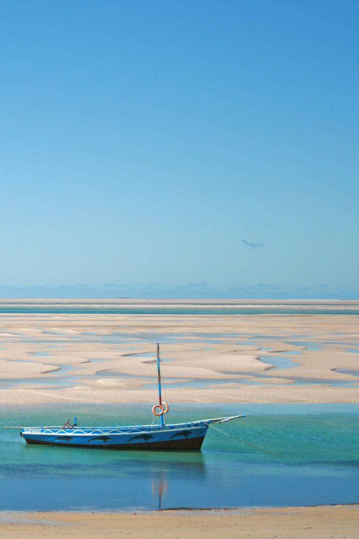 Les lagunes du Mozambique #afrique #chevaldaventure