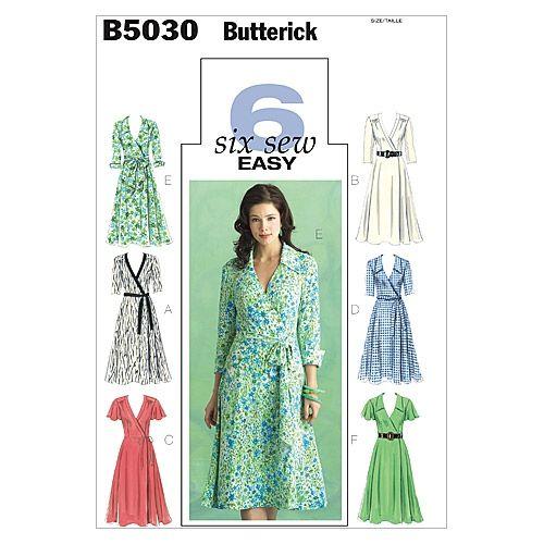 Patron Butterick 5030