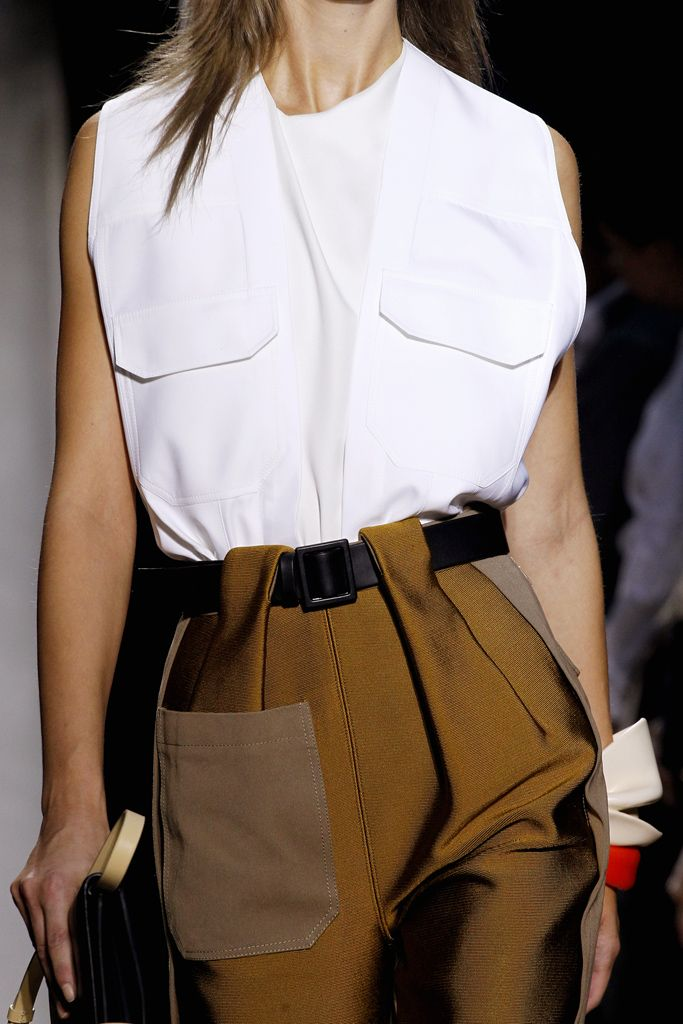 Balenciaga Spring 2012 Ready-to-Wear Collection Slideshow on Style.com