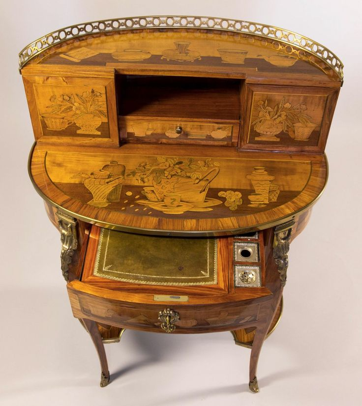Les 83 meilleures images du tableau leonard boudin 1735 for Meuble bonheur du jour ancien