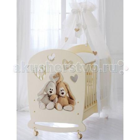 Baby Expert Cremino качалка  — 86450р. -------------------------  Детская кроватка Baby Expert Cremino качалка - утонченность в каждой детали!   Особенности:  ортопедическое реечное дно из бука с 2 уровнями высоты кровать имеет выдвижной ящик, оснащенный доводчиком для плавного и бесшумного закрывания оснащена 4 колесиками с 2 стопорами боковины опускаются одним движением руки легкая сборка с системой Easy Fix расстояние между планками не более 7 сантиметров – ручки, ножки и голова ребенка…