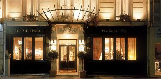 New Orient Hotel in Paris