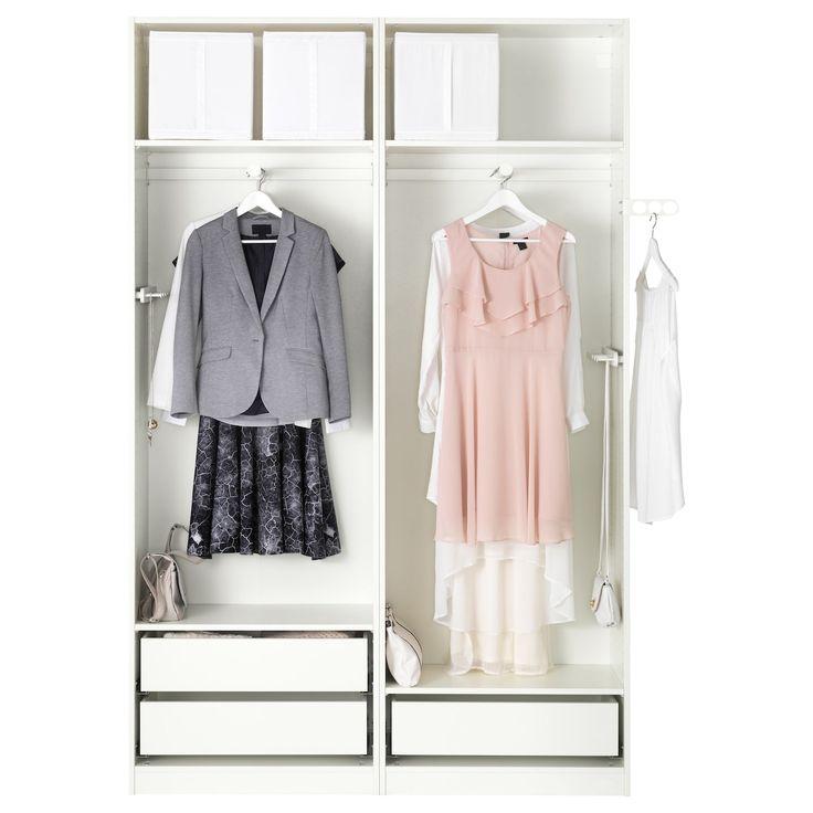 Garderobeinnredning, 150 x 44 x 236 cm - Pax - IKEA