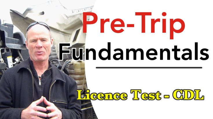 How to Pass a CDL Road Test| CDL Pre-trip Inspection