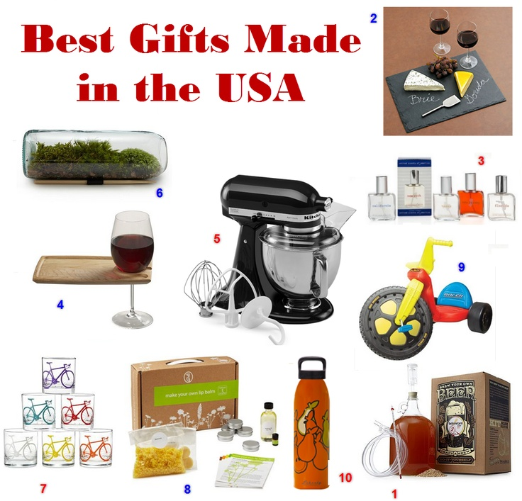 Gifts Made From Photos Part - 30: Check Out The 10 Best-Gift-Made-in-USA And Donu0027