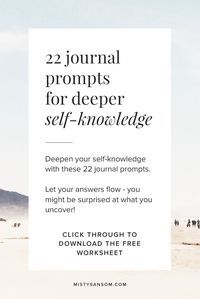 Click through to get these wonderful journal prompts! Journaling, quotes, bullet journal, gratitude, inspiration, motivation, meditation, personal growth, personal development, purpose, life purpose, life, self care, finding purpose, passion, self improve