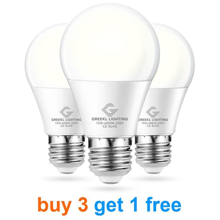 2017 Baru LED Bulb LED Lampu 3 W 5 W 7 W 9 W 12 W 15 W 220 V 110 V LED Light LED Spotlight Cahaya Hangat Cool White E27 ED Bulb