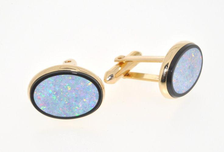 Http Shop Shinjewelers Com 97510005 14k Onyx Opal Mens