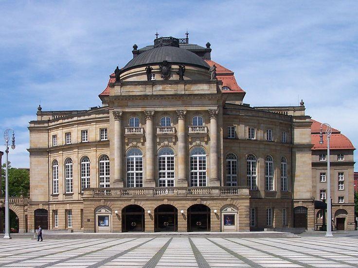 Opernhaus, Chemnitz, Germany