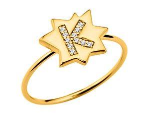 Bague Kenzo. Bijoux créateurs. En vente en boutique et sur notre site internet : http://www.bijouterie-influences.com/search.php?search_query=explosion