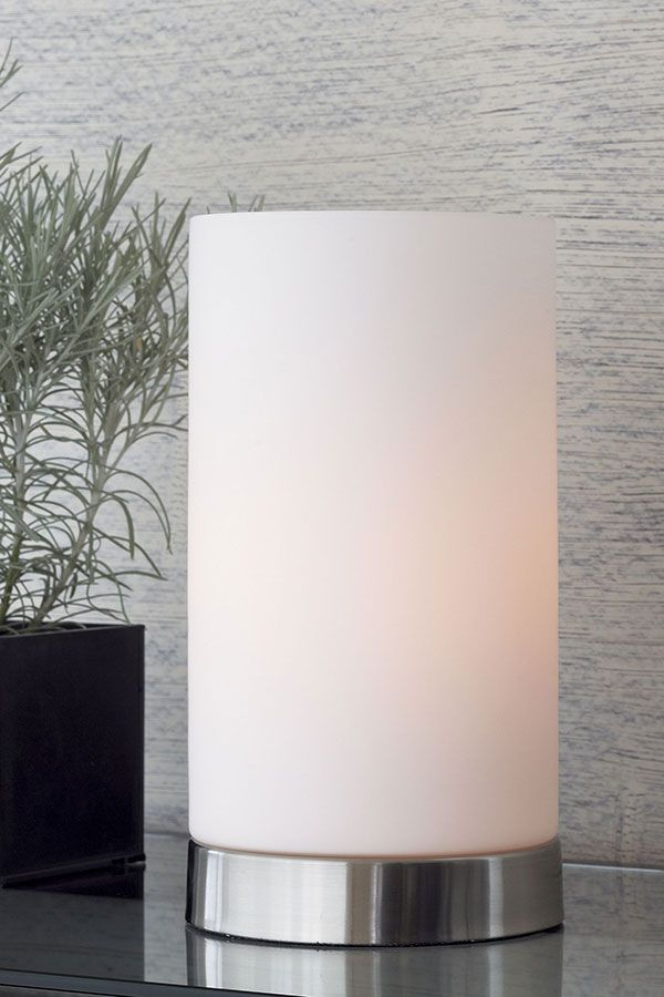 Glow Cylinder Table Lamp Reviews Crate And Barrel Lamp