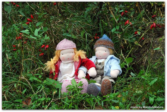 Rosalind&Dominic | by Mandula Dolls