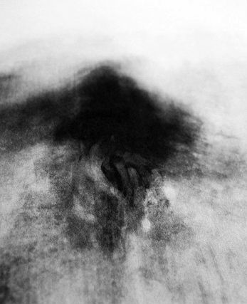 Erika Altosaar - 'L'Anonyme' - a collection of sensual blind drawings