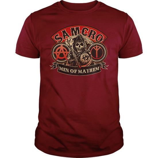 Sons Of Anarchy Men Of Mayhem T Shirts, Hoodie https://www.fanprint.com/stores/teeshirtstudio-fam?ref=5750