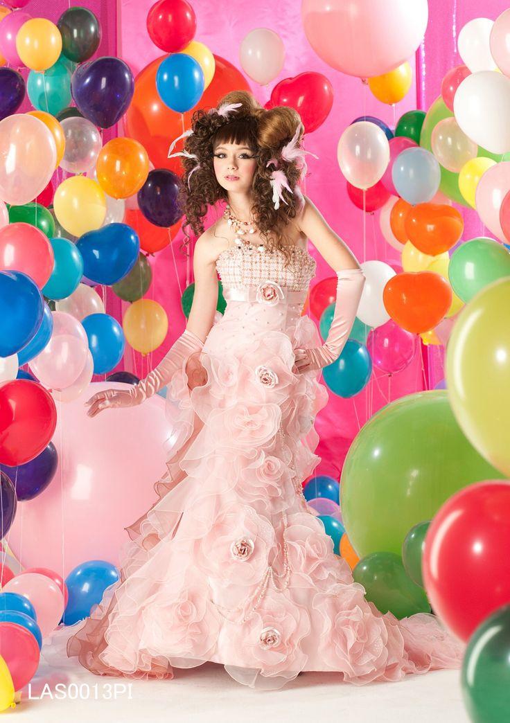 style カラードレス | さつきブライダル - 鹿児島県霧島市 美容室
