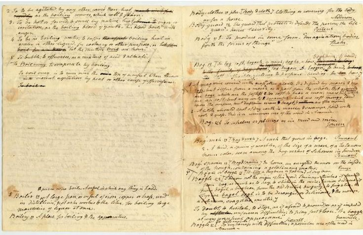 Top 5 tips to help you decipher old handwriting in your genealogy and family history research from professional genealogists at Legacy Tree Genealogists!