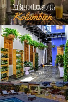 Du magst es gerne luxuriös? In Kolumbien gibt es natürlich nicht nur Hostels. Ich habe für euch eine Liste zusammengestellt mit den besten Luxushotels in Medellin, Bogota, Cartagena, Santa Marta, San Andres, Cali und Tayrona. Damit findest du die richtige Unterkunft für deine nächste Kolumbienreise. #travel #reise #colombia #kolumbien #medellin #hotel #bogota #luxushotels #luxus #boutique #business Vielen Dank fürs weiterpinnen.