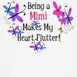 I  LOVE BEING A MIMI! My adopted Grand babies, Niani, Tony Jr., and Crazy Jaime.  Love u guys.