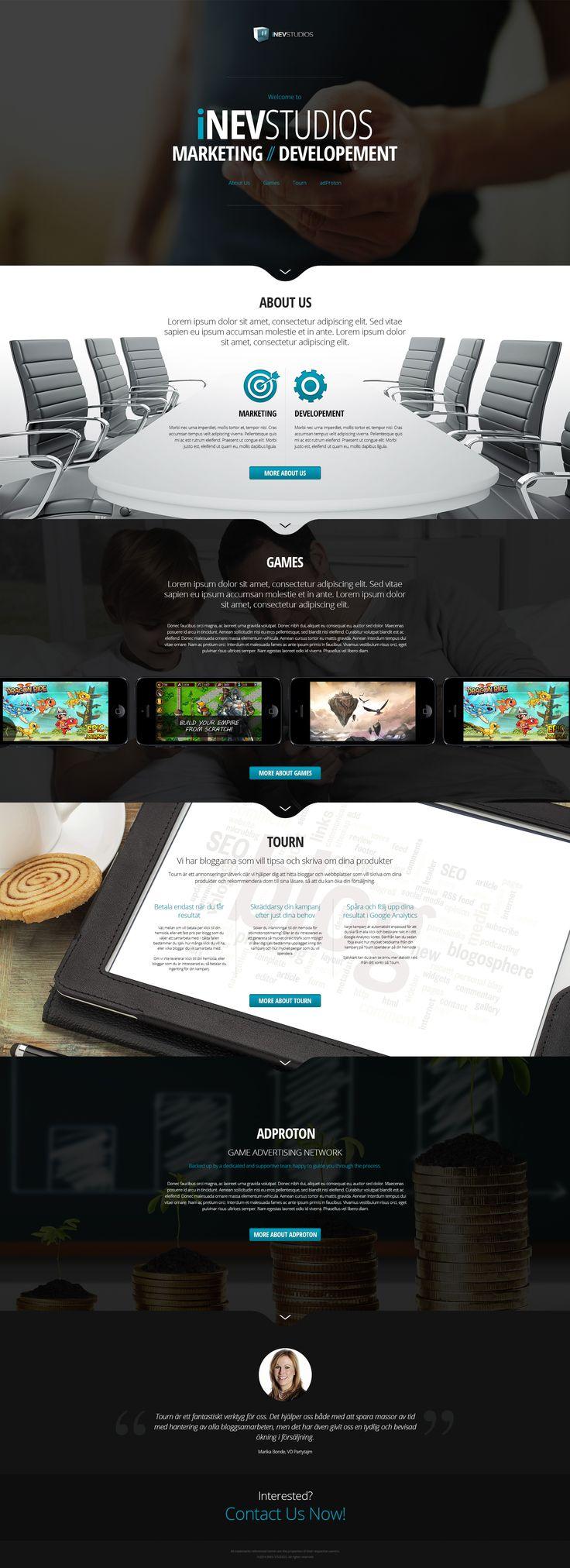 iNevStudios by VictoryDesign.deviantart.com on @DeviantArt