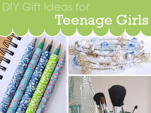 Cool diys for girls diy gift ideas for teenage girls for Craft gift ideas for girls