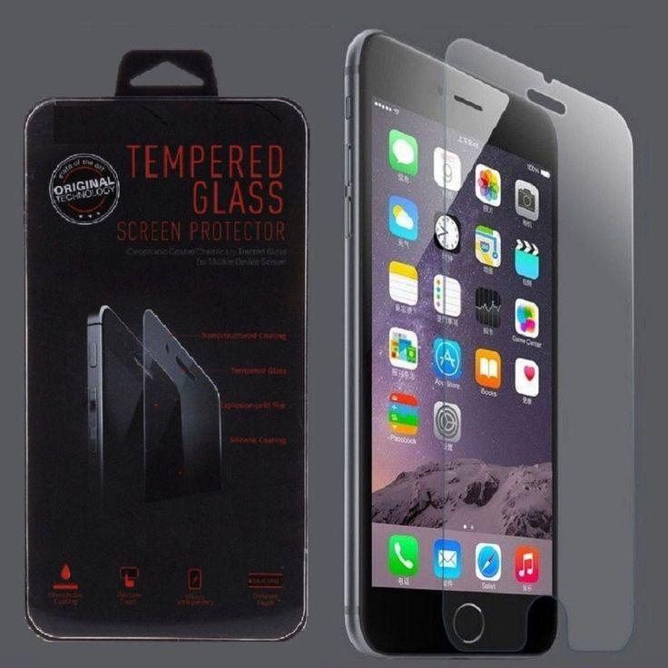 "New Premium Tempered Glass Film Screen Protector for Apple 4.7"" iPhone 6s / 6  #iPhone #iPhoneProtector #iPhoneScreen #screenprotector"