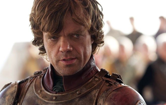 Tyrion Lannister in 'Game of Thrones'
