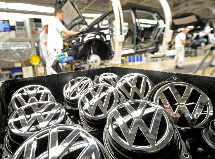 El BCE sigue invirtiendo dinero en Volkswagen a pesar del escándalo del fraude de las emisiones