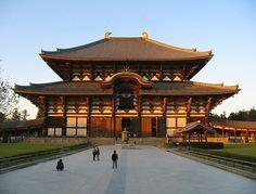 Todaji Temple, Japan