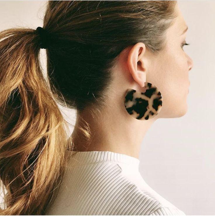 machete // clare earrings