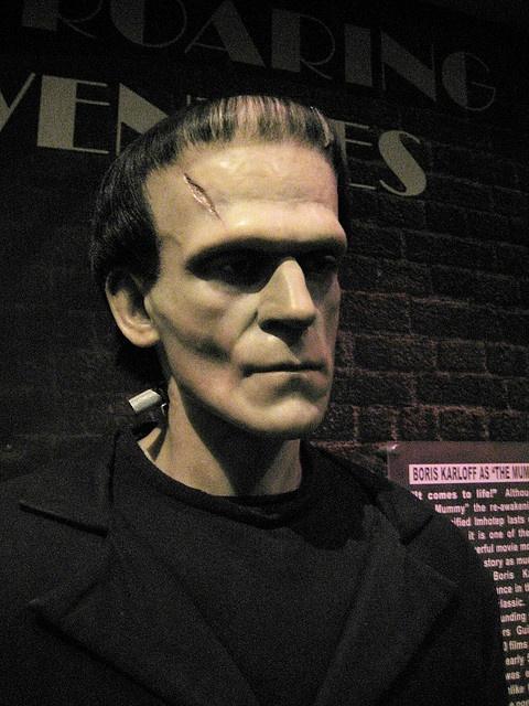 Frankenstein - Madame Tussaud's Wax Museum