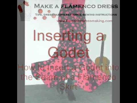 How To Sew Godets In Dress Clothes | Sewing Seam Insertions In Skirts, Dresses, Trousers | hubpages