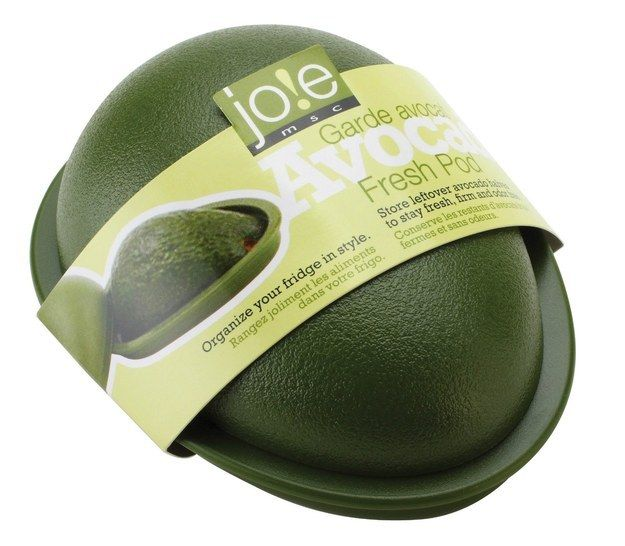 This avocado saver. | 27 Things That'll Save You A Shitload Of Money In The Long Run