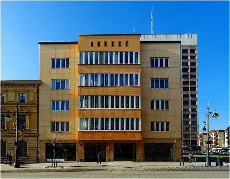 Poland, Lodz, ul.Piotrkowska