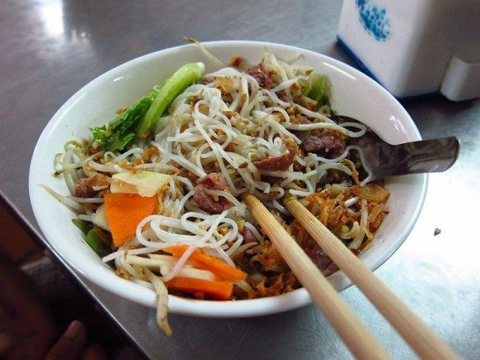 Craquez pour le Bo Bun, cette salade de boeuf et de crudités asiatique incontournable !