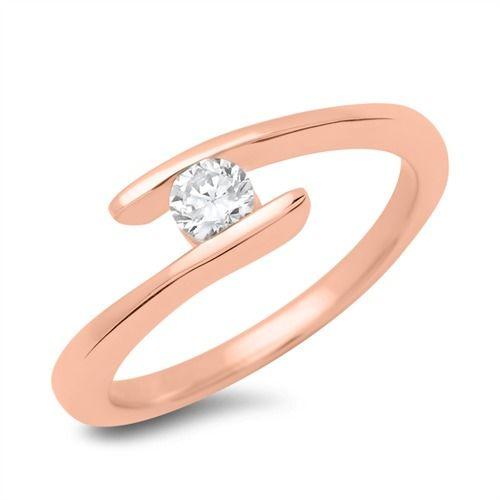 Diamantringe rosegold  44 besten V E R L O B U N G Bilder auf Pinterest | Verlobungsring ...