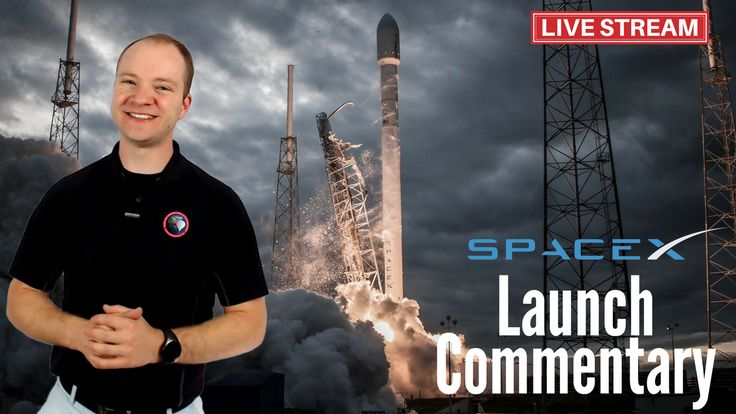 Going #Live soon to discuss the @SpaceX launch of #GovSat1 / #SES16 for #Luxembourg onboard #Falcon9. Let's chat about #SpaceX!  📺 https://youtu.be/knEYSoNVqUY